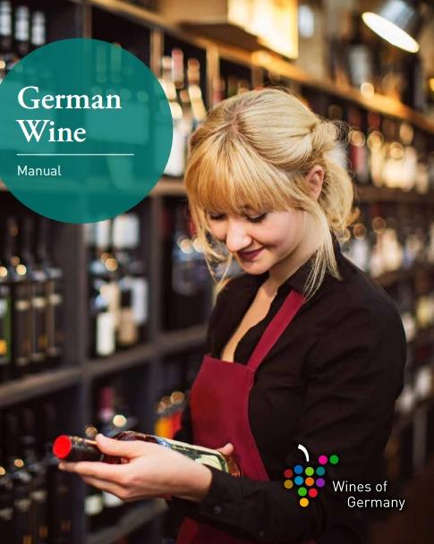 German wine manual