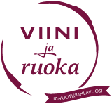 viini ruoka logo 2017